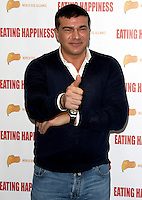 Tamer Hassan, Eating Happiness - VIP Film Screening, Mondrian London, London UK, 25 January 2016, Photo by Brett D. Cove