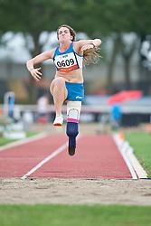 CAIRONI Martina, ITA, Long Jump, T42, 2013 IPC Athletics World Championships, Lyon, France