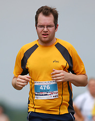 **ORIGINAL FILE DO NOT SEND**.©London News Pictures. 22/01/2011. Collect picture of Dutchman Vincent Tabak who is being held by police in connection with the murder of  Joanna Yeates in Bristol. Pictured here taking part in a 10km race in June 2010.  Photo credit should read: London News Pictures