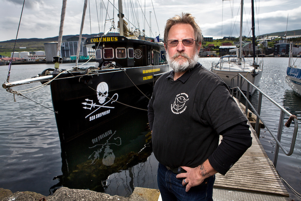 Torshavn Harbor, Streymoy Island, Faroe Islands.<br />