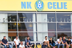 Bojan Šrot during football match between NK Celje and NK Bravo in 4th Round of Prva liga Telekom Slovenije 2019/20, on August 02, 2019 in Stadion Z'dezele, Celje, Slovenia. Photo by Milos Vujinovic / Sportida