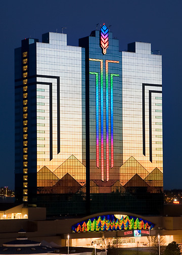 Seneca Casino Hotel, Niagara Falls NY