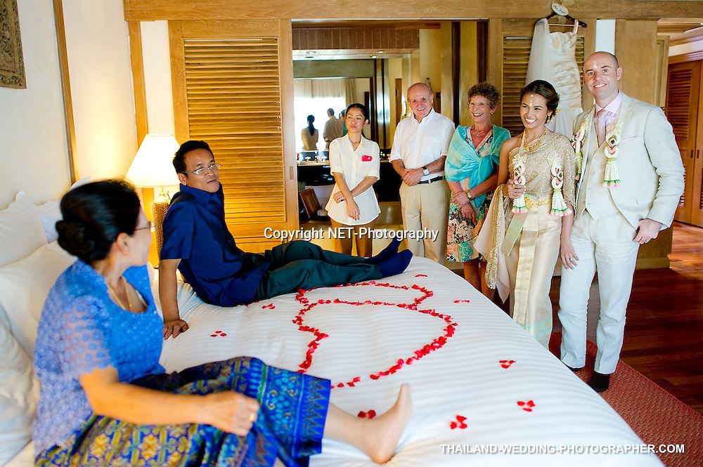 Hua Hin, Thailand - Destination wedding at Anantara Hua Hin Resort and Spa.<br /> <br /> A blog this about this wedding is available at http://thailand-wedding-photographer.com/hua-hin-thailand-wedding-photography-anantara-hua-hin-resort-spa/<br /> <br /> NET-Photography | Thailand Wedding Photographer<br /> info@net-photography.com<br /> http://thailand-wedding-photographer.com<br /> <br /> Facebook. https://www.facebook.com/thailandweddingphotographer/<br /> Instagram. https://www.instagram.com/thailandweddingphotographer/<br /> Google+. https://plus.google.com/+ThailandWeddingPhotographer