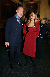 LADY McCARTNEY and HRH PRINCE MICHAEL OF KENT at a reception to support The Hyde Park Appeal at the Officers Mess, Hyde Park Barracks, London SW1 on 24th January 2007.<br /><br />NON EXCLUSIVE - WORLD RIGHTS