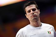 Andrea Cinciarini<br /> Nazionale Italiana Maschile Senior<br /> Eurobasket 2017 - Group Phase<br /> Ucraina Italia Ukraine Italy<br /> FIP 2017<br /> Tel Aviv, 02/09/2017<br /> Foto M.Ceretti / Ciamillo - Castoria