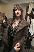 TRACEY EMIN, In the darkest hout there may be light.- Work from the Murderme collection of Damien Hirst. Serpentine Gallery. London 24 November 2006.  ONE TIME USE ONLY - DO NOT ARCHIVE  © Copyright Photograph by Dafydd Jones 66 Stockwell Park Rd. London SW9 0DA Tel 020 7733 0108 www.dafjones.com