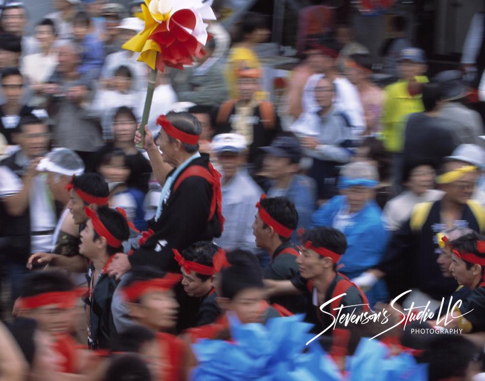 Matsuri Festival in Motion
