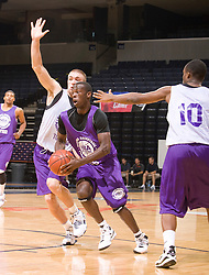 2/1G Mfon Udofia (Lithonia, GA / Miller Grove).  The NBA Player's Association held their annual Top 100 basketball camp at the John Paul Jones Arena on the Grounds of the University of Virginia in Charlottesville, VA on June 20, 2008