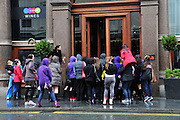 10.MARCH.2011. LIVERPOOL<br /> <br /> BIEBER FEVER TAKES OVER LIVERPOOL AS HUNDREDS OF JUSTIN BIEBER FANS SURROUND THE HARD DAYS NIGHT HOTEL HE IS CURRENTLY STAYING IN WHICH WAS MADE FAMOUS BY THE BEATLES. <br /> <br /> BYLINE: EDBIMAGEARCHIVE.COM<br /> <br /> *THIS IMAGE IS STRICTLY FOR UK NEWSPAPERS AND MAGAZINES ONLY*<br /> *FOR WORLD WIDE SALES AND WEB USE PLEASE CONTACT EDBIMAGEARCHIVE - 0208 954 5968*