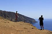 Ponta do Pargo's name came from its location on the extreme coastal west point (Ponta) and for being rich in a species of fish called 'pargo'.<br /> Tranquil and peculiar, this parish is a very distinguished area on Madeira Island and maintains its charm almost all year round. <br /> Der Name dieser Gemeinde, die in 1560 gegr&uuml;ndet wurde, kommt von ihrer Lage am westlichsten Punkt der Insel (port. &lsquo;ponta&rsquo;) und von einem Fisch, dem &lsquo;Pargo&rsquo; (Seebrasse), der in den hiesigen Gew&auml;ssern besonders reichlich vorkam. Diese Gegend der Insel hebt sich besonders wegen ihres flachen Hochgel&auml;ndes hervor. Die Gegend wurde im Sommer 2012 von heftigen Waldbr&auml;nden heimgesucht. &copy; Romano P. Riedo | FOTOPUNKT.CH
