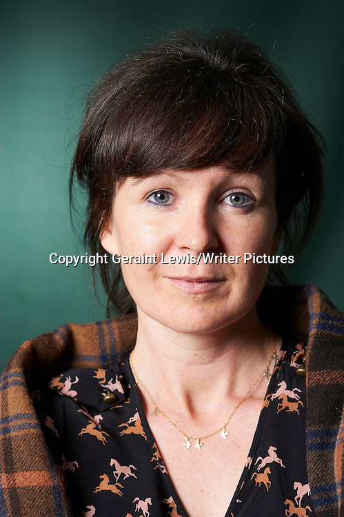 Olivia Laing, author and writer at The Edinburgh International Book Festival 2011<br /> <br /> Copyright Geraint Lewis/Writer Pictures