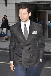 © London News Pictures. 18/06/2013. London, UK.David Gandy at the London Collections: Men: ShortList & Ben Sherman - Party. Photo Credit: Brett D. Cove/LNP