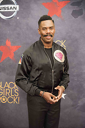 August 6, 2017 - New Jersey, U.S - COLEMAN DOMINGO at the Black Girls Rock 2017 red carpet. Black Girls Rock 2017 was held at the New Jersey Performing Arts Center in Newark New Jersey. (Credit Image: © Ricky Fitchett via ZUMA Wire)