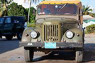 Jeep in Pinar del Rio, Cuba.
