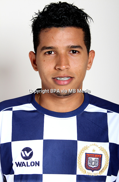 Colombia League - Postobom Liga 2014-2015 - <br /> Boyaca Chico Futbol Club - Colombia / <br /> Rafael Enrique Navarro