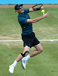 Great Britain's Jamie Murray during day four of the Fever-Tree Championship at the Queen's Club, London.