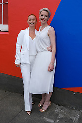 Edinburgh International Film Festival 2019<br /> <br /> Pictured: Kathleen McDermott and Shauna Macdonald<br /> <br /> Alex Todd | Edinburgh Elite media