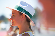 September 3-5, 2015 - Italian Grand Prix at Monza: Grid Girl