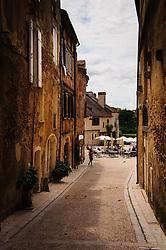 An old narrow street in Bergerac, France<br /> <br /> (c) Andrew Wilson | Edinburgh Elite media