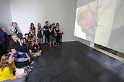 54th Biennale of Venice..ILLUMInazioni - ILLUMInations.Giardini, Austrian Pavillion..Markus Schinwald, 2011.