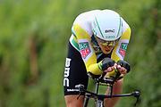 Rohan Dennis (AUS - BMC) during the 101th Tour of Italy, Giro d'Italia 2018, stage 16, Trento - Rovereto 34.5 km on May 22, 2018 in Italy - Photo Ilario Biondi / BettiniPhoto / ProSportsImages / DPPI