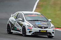 #37 Bruce WINFIELD Honda Civic FN2  during Cox Motor Parts Civic Cup  as part of the BRSCC NW Mazda Race Day  at Oulton Park, Little Budworth, Cheshire, United Kingdom. June 16 2018. World Copyright Peter Taylor/PSP. Copy of publication required for printed pictures. http://archive.petertaylor-photographic.co.uk