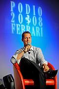 © Ferrari / LaPresse / Filippo Alfero<br /> Fiorano (MO), 26/06/2008<br /> motori<br /> Podio Ferrari 2008 - Incontro annuale con i fornitori ed i partners di Ferrari<br /> Nella foto: Michael Schumacher<br /> <br /> © Ferrari / LaPresse / Filippo Alfero<br /> Fiorano , Italy , 26/06/2008<br /> Podio Ferrari 2008 - Ferrari annual meeting with suppliers and partners<br /> In the photo: Michael Schumacher