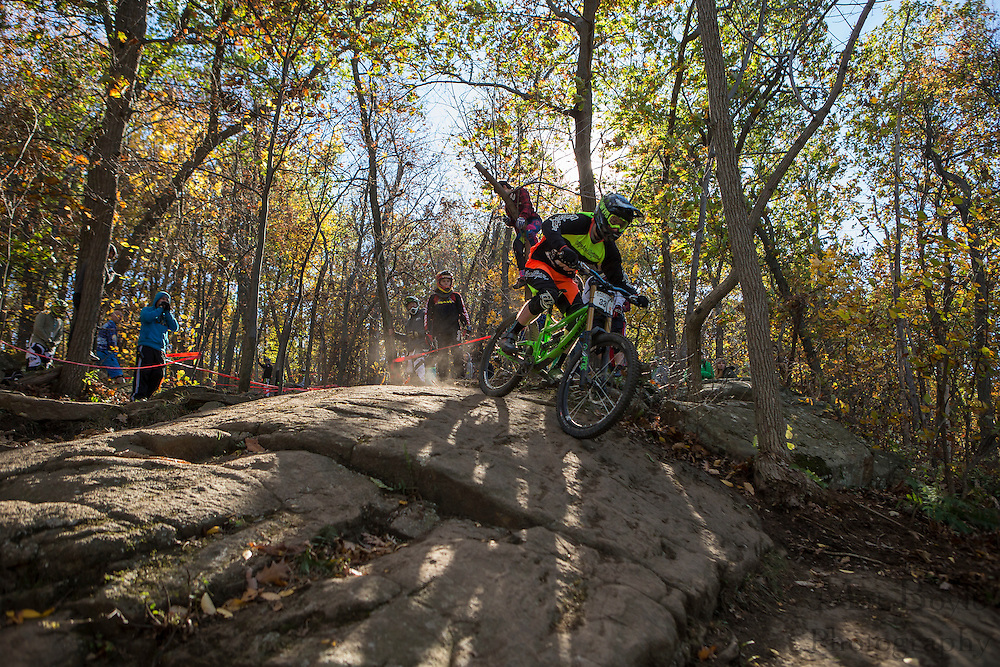 Poc Eastern States Cup East Coast Super Championships at Mountain Creek Bike Park in Vernon Township, NJ on Sunday October 19, 2014. (photo / Mat Boyle)