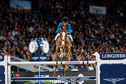 Diniz, Luciana (POR) Fit for Fun<br /> Stuttgart - German Masters 2017<br /> © www.sportfotos-lafrentz.de/Stefan Lafrentz