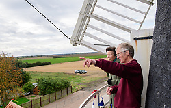 The official opening of the Heckington Windmill Regeneration Project by Her Royal Highness The Princess Royal.<br /> <br /> Picture: Chris Vaughan Photography for Heckington Windmill<br /> Date: October 13, 2017
