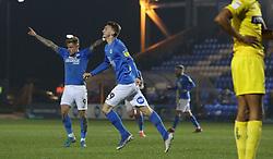 Jack Taylor of Peterborough United celebrates scoring his goal - Mandatory by-line: Joe Dent/JMP - 21/01/2020 - FOOTBALL - Weston Homes Stadium - Peterborough, England - Peterborough United v Wycombe Wanderers - Sky Bet League One