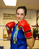 Denise Moran Celtic Box Gold Medal