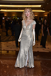 Basia Briggs at The Asian Awards, The Hilton Park Lane, London England. 5 May 2017.<br /> Photo by Dominic O'Neill/SilverHub 0203 174 1069 sales@silverhubmedia.com