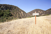 Pratt Trail, Ojai, Ventura County, California, USA