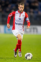 BREDA - NAC - FC Emmen , Voetbal , Jupiler League , Seizoen 2016/2017 , Rat Verlegh Stadion , 16-12-2016 , FC Emmen speler Frank Olijve