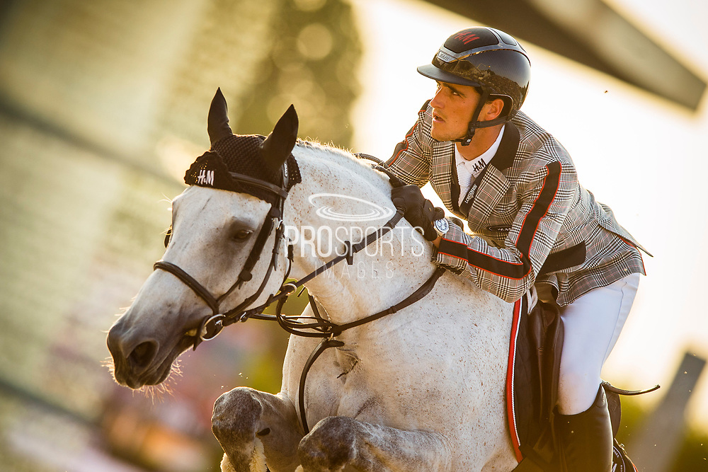 Paris, France : Olivier Philippaerts riding H&M Legend of Love during the Longines Paris Eiffel Jumping 2018, on July 5th to 7th, 2018 at the Champ de Mars in Paris, France - Photo Christophe Bricot / ProSportsImages / DPPI