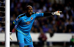 Ali Al-Habsi of Reading - Mandatory by-line: Robbie Stephenson/JMP - 16/05/2017 - FOOTBALL - Madejski Stadium - Reading, England - Reading v Fulham - Sky Bet Championship Play-off Semi-Final 2nd Leg