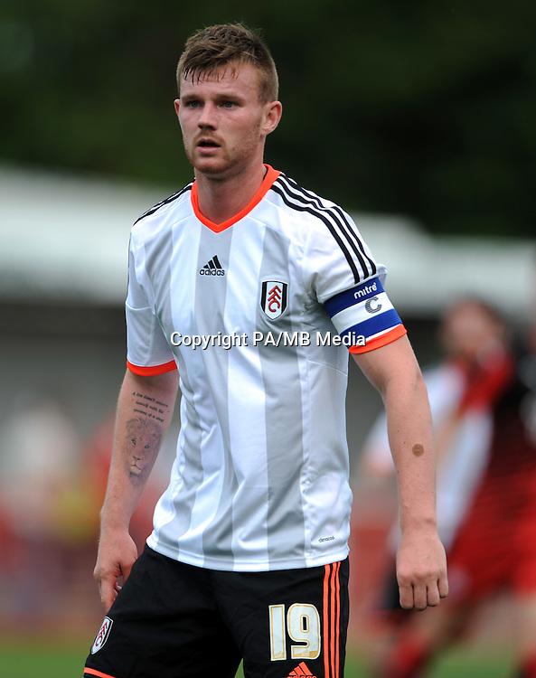 Ryan Tunnicliffe, Fulham