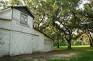 This old barn is situated on Edisto Island, on land that has been protected through funding of the South Carolina Conservation Bank in Partnership with Edisto Island Open Land Trust.