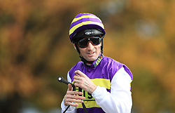 Jockey Dougie Costello at Newmarket Racecourse