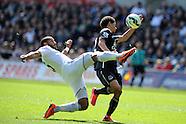 110415 Swansea city v Everton