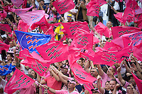 supporters Stade Francais  - 13.06.2015 - Clermont / Stade Francais - Finale Top 14<br />
