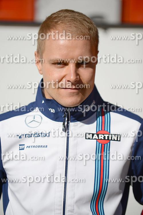 28.02.2015, Circuit de Catalunya, Barcelona, ESP, FIA, Formel 1, Testfahrten, Barcelona, Tag 3, im Bild Valtteri Bottas (FIN) Williams // during the Formula One Testdrives, day three at the Circuit de Catalunya in Barcelona, Spain on 2015/02/28. EXPA Pictures &copy; 2015, PhotoCredit: EXPA/ Sutton Images/ Patrik Lundin Images<br /> <br /> *****ATTENTION - for AUT, SLO, CRO, SRB, BIH, MAZ only*****