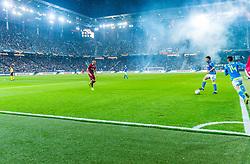 14.03.2019, Red Bull Arena, Salzburg, AUT, UEFA EL, FC Red Bull Salzburg vs SSC Napoli, Achtelfinale, Rückspiel, im Bild v.l. Hannes Wolf (FC Salzburg), Fabián Ruiz (SSC Napoli), Dries Mertens (SSC Napoli) // v.l. Hannes Wolf (FC Salzburg), Fabián Ruiz (SSC Napoli), Dries Mertens (SSC Napoli) during the UEFA Europa League round of 16, 2nd leg match between FC Red Bull Salzburg and SSC Napoli at the Red Bull Arena in Salzburg, Austria on 2019/03/14. EXPA Pictures © 2019, PhotoCredit: EXPA/ Stefan Adelsberger