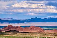 Mongolie, province de Bayan Olgii, paysage // Mongolia, Bayan Olgii province, landscape