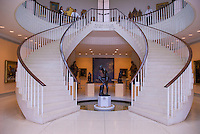 Main stairways of Ponce's famous art museum