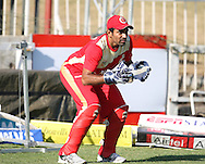 Robin Uthappa during the Royal Challengers Bangalore training session held at Kingsmead Stadium in Durban on the 23 September 2010..Photo by: Steve Haag/SPORTZPICS/CLT20.