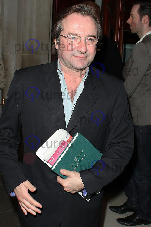 LONDON - MAY 18: Neil Pearson at the Press Night for Abigail's Party at Wyndham's Theatre