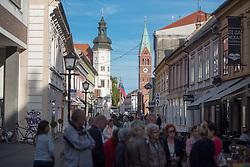 Slovenska street in Maribor, Slovenia on 27th of September.  Photo by Milos Vujinovic / Sportida