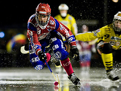 20081114. Match in Elitserien between IFK Kungälv and Broberg-Söderhamn at Skarpe Nord in Kungälv.
